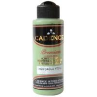 Cadence Premium Akrilik Boya 120ml 8028 Çağla Yeşili