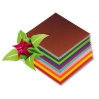 Folia Origami Kağıdı 12 Renk 96 Adet Kağıt