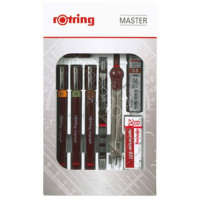 Rotring Rapido 02-03-05 mm Master Set