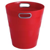 Ark Çöp Kovası Kırmızı 285 Mm X 300 Mm