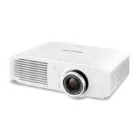 Panasonic Pt-Ah1000 2800 Ans 1920x1080 50000:1 HDMI LCD Projeksiyon Cihazı