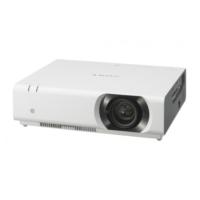 SonyVpl-Ch370 5000 Ans. 2500:1 1920x1200 HDMI LCD Projeksiyon Cihazı