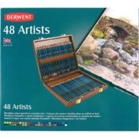 Derwent Artists 48'Li Ahşap Kutu Dw0700643