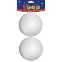 Luna Polistiren Köpük Top 7.5Cm 2Li Lna0601636