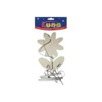Luna Ahşap Rüzgar Gülü 75X110mm Lna0601383