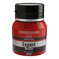 Talens Amsterdam Expert Akrilik Boya 400Ml. Cadm. Red Dp. Rt19743060