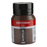 Talens Amsterdam Standard Akrilik Boya 500Ml. Burnt Umber Rt17724092