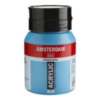 Talens Amsterdam Standard Akrilik Boya 500Ml. Kıngs Blue Rt17725172