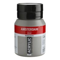 Talens Amsterdam Standard Akrilik Boya 500Ml. Neutral Grey Rt17727102