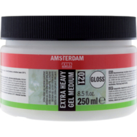 Talens Amsterdam Extra Heavy Gel Medium Gloss (250Ml.) Rt24173021