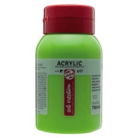 Talens Artcreation Akrilik Boya 750Ml. Ylw.Green Rt3574617m