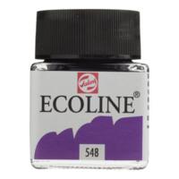 Talens Ecoline Jar 30Ml. Blue Violet 548 Rt11255480