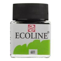 Talens Ecoline Jar 30Ml. Light Green 601 Rt11256010
