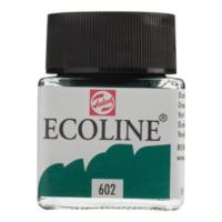 Talens Ecoline Jar 30Ml. Deep Green 602 Rt11256020