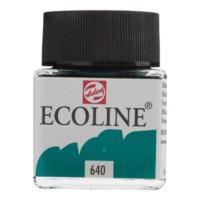 Talens Ecoline Jar 30Ml. Bluısh Green 640 Rt11256400
