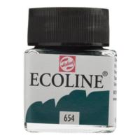 Talens Ecoline Jar 30Ml. Fır Green 654 Rt11256540