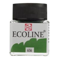 Talens Ecoline Jar 30Ml. Forest Green 656 Rt11256560