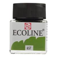 Talens Ecoline Jar 30Ml. Bronze Green 657 Rt11256570