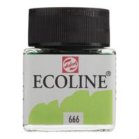 Talens Ecoline Jar 30Ml. Past. Green 666 Rt11256660