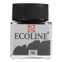Talens Ecoline Jar 30Ml. Deep Grey 706 Rt11257060