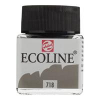 Talens Ecoline Jar 30Ml. Warm Grey 718 Rt11257180