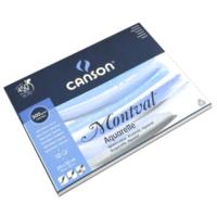 Canson Montval Sulu Boya Bloğu 300Gr 24*32 Grenli 12Yp C200807319