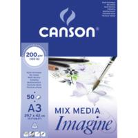 Canson Imagine A3 200Gr 50 Sayfa