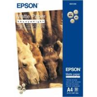 Epson A4 167Gr. Matte Paper Heavy Weıght 50Li
