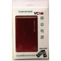 Vcom Dc116 10000Mah Kırmızı Powerbank