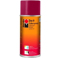 Marabu Do-İt Akrilik Sprey Boyalar 150 Ml. Bordo