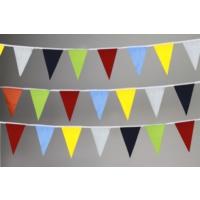 Ekin Bayrakçılık Süsleme-Açılış Bayrağı Saten Karışık Renk