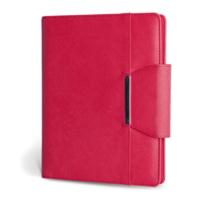 Le Color 15X21 Kronos Termo Deri Mekanizmalı Organizer 2017 Kırmızı