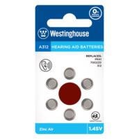 Westinghouse A312 İşitme Cihaz Pili 6Lı Blister Ambalaj