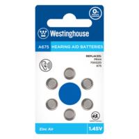 Westinghouse A675 İşitme Cihaz Pili 6Lı Blister Ambalaj