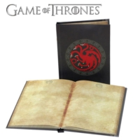Sd Toys Game Of Thrones Targaryen Notebook With Light Işıklı Defter