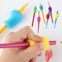 Pencil Grip Silikon Sağ Ve Sol El Kalem Tutamağı