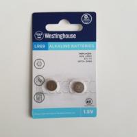 Westinghouse AG6,LR921 Alkalin Saat Pili 2li Blister Ambalaj