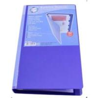 Serve Kartvizitlik 160 Kartlık,Alfabetik Ayraç,Kral Mavi Sv-6016