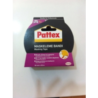 Pattex Maskeleme Bandı Beyaz 12mm*50m
