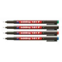 Edding E-141F Asetat Kalemi Yeşil