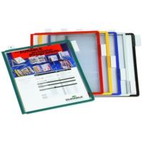 Durable Sherpa Temel Ünite Paneli 5'li Paket Siyah 5606