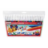 Fatih Keçeli Boya Kalemi 24 Renk