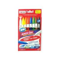 Fatih Silinebilir Keçeli Boya Kalemi 7+1 Renk