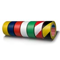 Tesa Yer İşaretleme İkaz Bandı Yeşil 33m 50mm