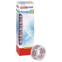 Tesa Kristal Film Bant 8'li paket 10m 19mm