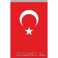 Kosan Türk Bayrağı Alpaka Kumaş