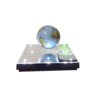 Acayipseyler Sihirli Dünya 8 Ledli Ayna Taban Koyu Mavi