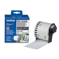 Brother P-Touch Dk-22205 Sürekli Etiket 62Mm X 30.48M