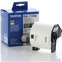 Brother P-Touch Gönderi Etiketi 62Mm X 100Mm Dk11202