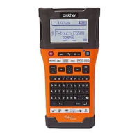 Brother P-Touch Pte550Nw Endüstriyel Etiketleme Makinesi